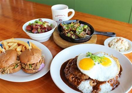 「ハワイ 食べ物」の画像検索結果
